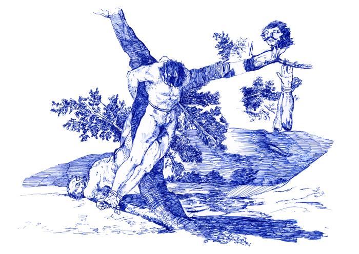 cadavre arbreseulfond